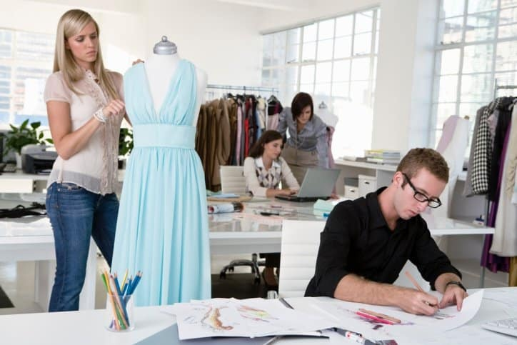 I want to learn from Fashion Design experts. Our faculty know what's needed to succeed in the Fashion Design industry. They'll share this expertise in the classroom, offering one-on-one mentorship and guidance as they push you to be bold, to experiment, and to take risks with your designs.