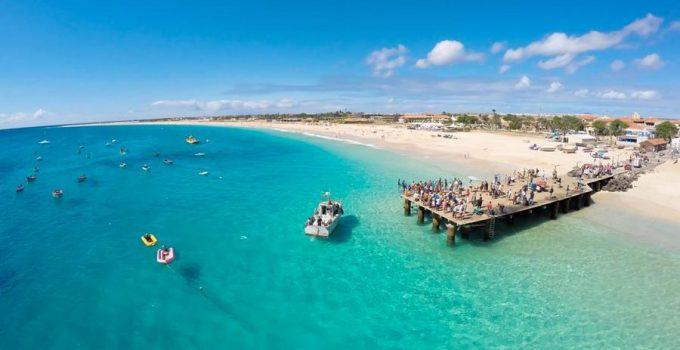Imagen de la oferta Vuelos a Cabo Verde por 153€ ida y vuelta desde Lisboa
