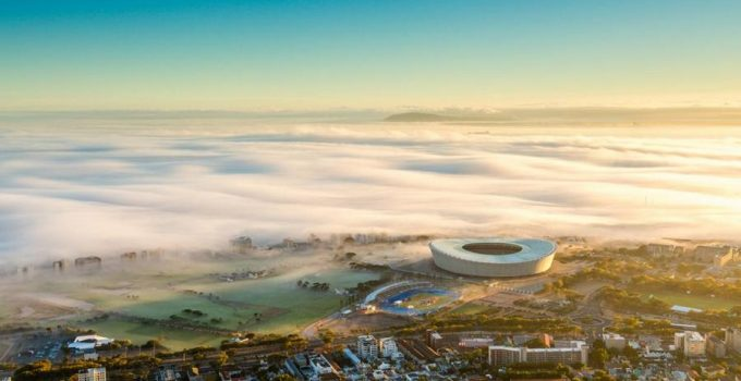 Imagen de la oferta Vuelos a Johannesburgo por 452€ ida y vuelta
