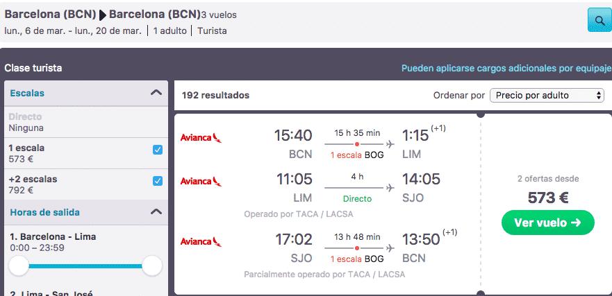 Chollo tour per costa rica por 573 i v happy low cost for Vuelos de barcelona a paris low cost