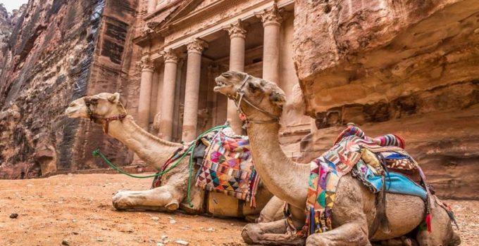 Imagen de la oferta Vuelos a Jordania por sólo 280€ ida y vuelta