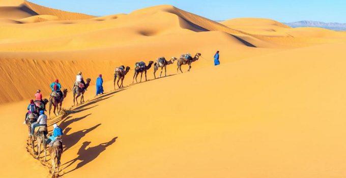 Imagen de la oferta 5 días Marrakech por 107€ incluyendo Vuelos ida y vuelta + Riad fantástico! -50% HOY!