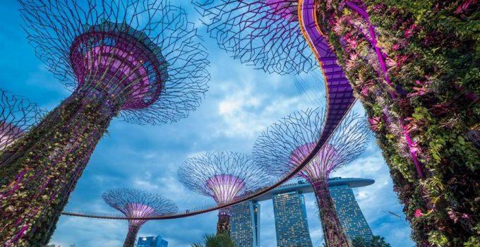 Imagen de la oferta Vuelos a Singapur por sólo 374€ ida y vuelta