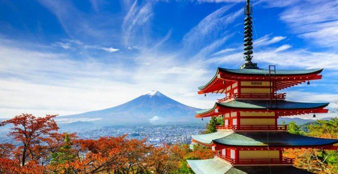 Imagen de la oferta Vuelos a JAPÓN por sólo 328€ ida y vuelta desde Madrid