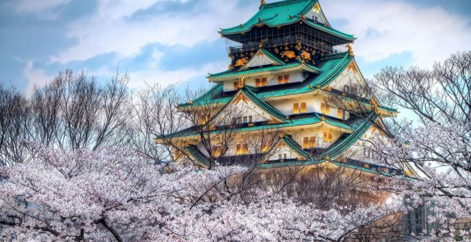Imagen de la oferta Vuelos a Osaka por 413€ ida y vuelta