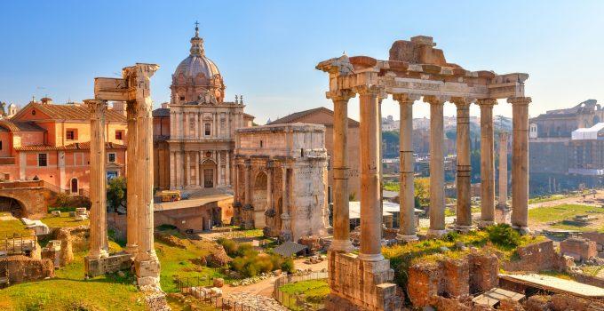 Imagen de la oferta Escapada de 4 días a ROMA desde sólo 78€ incl. Vuelos ida y vuelta + Hotel céntrico