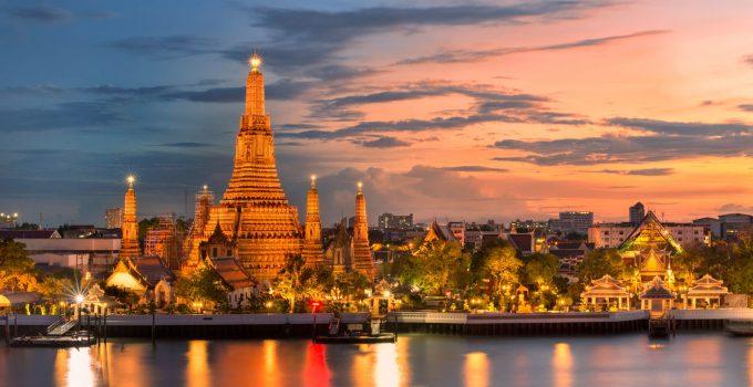 Imagen de la oferta Vuelos a Tailandia por sólo 390€ ida y vuelta + Hotel por 14€ p.p./noche