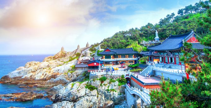 Imagen de la oferta Vuelos a Seúl, Corea del Sur por sólo 377€ ida y vuelta