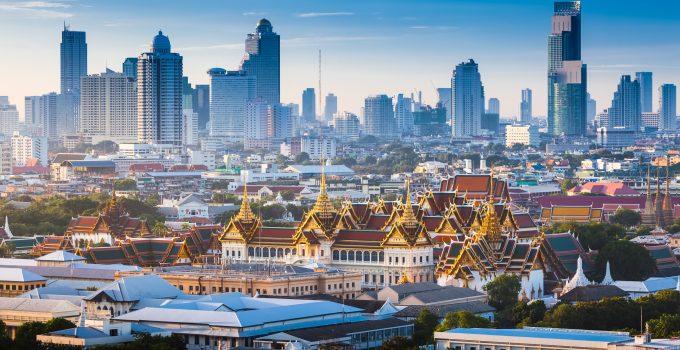 Imagen de la oferta Vuelos a Tailandia por 396€ ida y vuelta