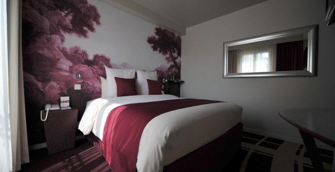 Imagen de la oferta Hotel MERCURE, 4 estrellas, en el centro de París por 40€ p.p./noche + Vuelos a París desde 38€ ida y vuelta