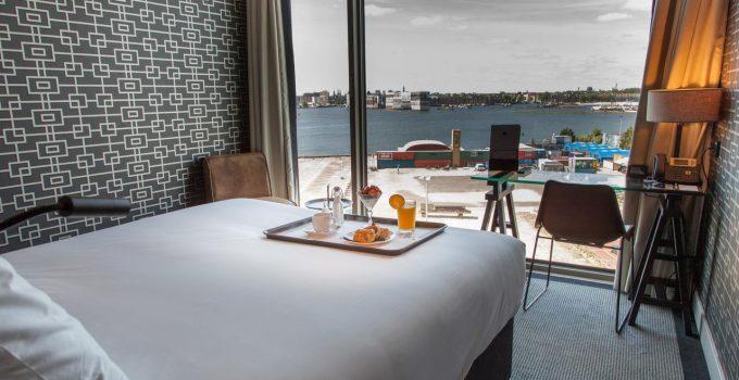 Imagen de la oferta DoubleTree by Hilton Hotel Amsterdam por 33€ p.p./noche