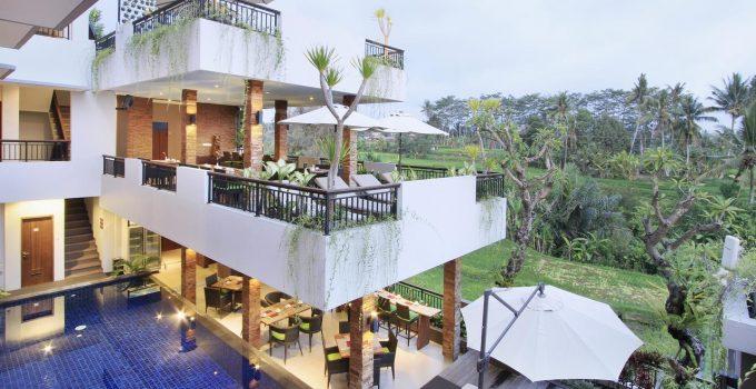 Imagen de la oferta Vuelos a Bali por 410€ ida y vuelta + excelente Hotel en medio de arrozales por 13€