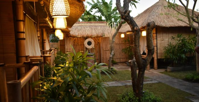 Imagen de la oferta BALI por 413€ ida y vuelta + Casita de bambú por 12€ la noche (desayuno gratis)