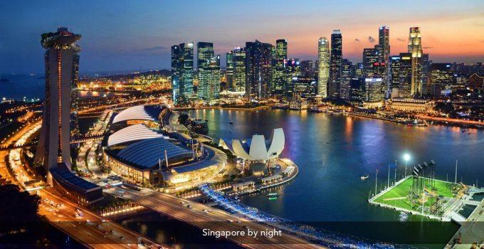 Imagen de la oferta Vuelos a SINGAPUR por sólo 379€ ida y vuelta desde España