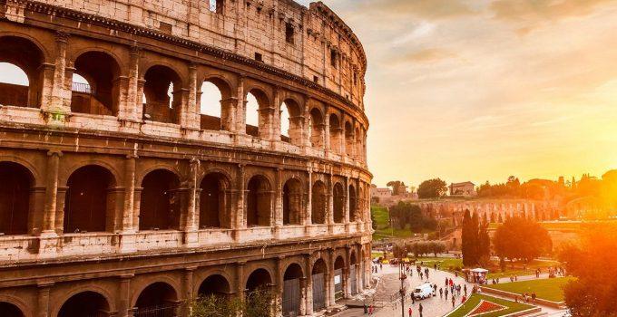 Imagen de la oferta 15 días en Roma + Clases de Inglés 490€ (En Verano)