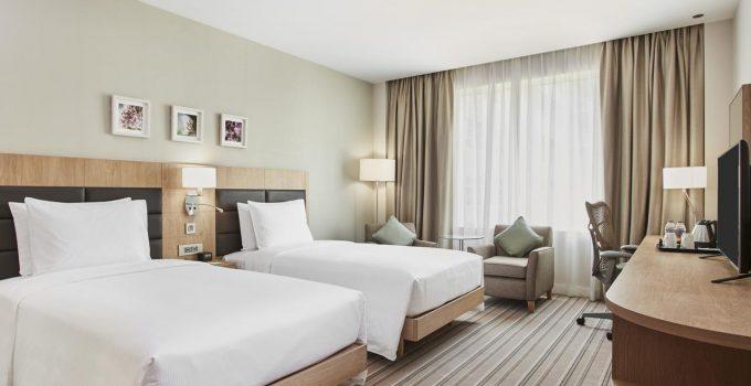 Imagen de la oferta 4 noches en el Hotel HILTON, 4 estrellas en DUBAI por sólo 95€ p.p.