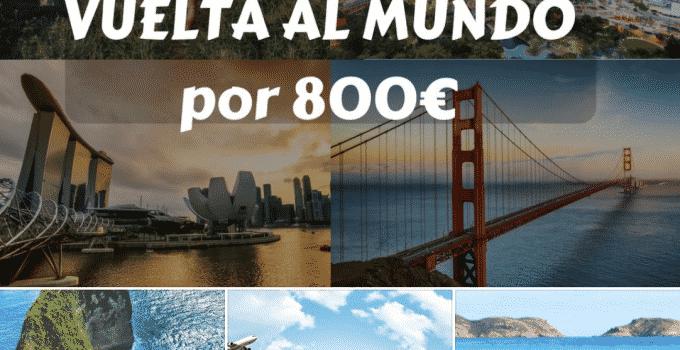 Imagen de la oferta Vuelta al Mundo por 800€. Singapur + Malasia + Bali + Australia + Hawaii + USA