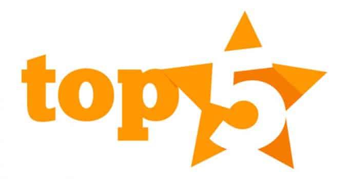 Imagen de la oferta TOP 5 OFERTAS DEL 15 DE JULIO DE 2018