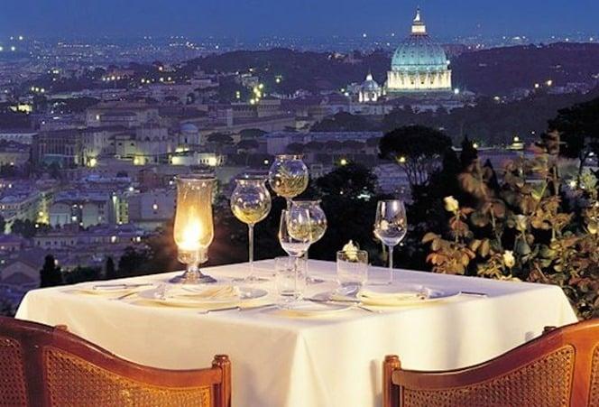 Los 10 mejores restaurantes en roma happy low cost for Cucine low cost roma