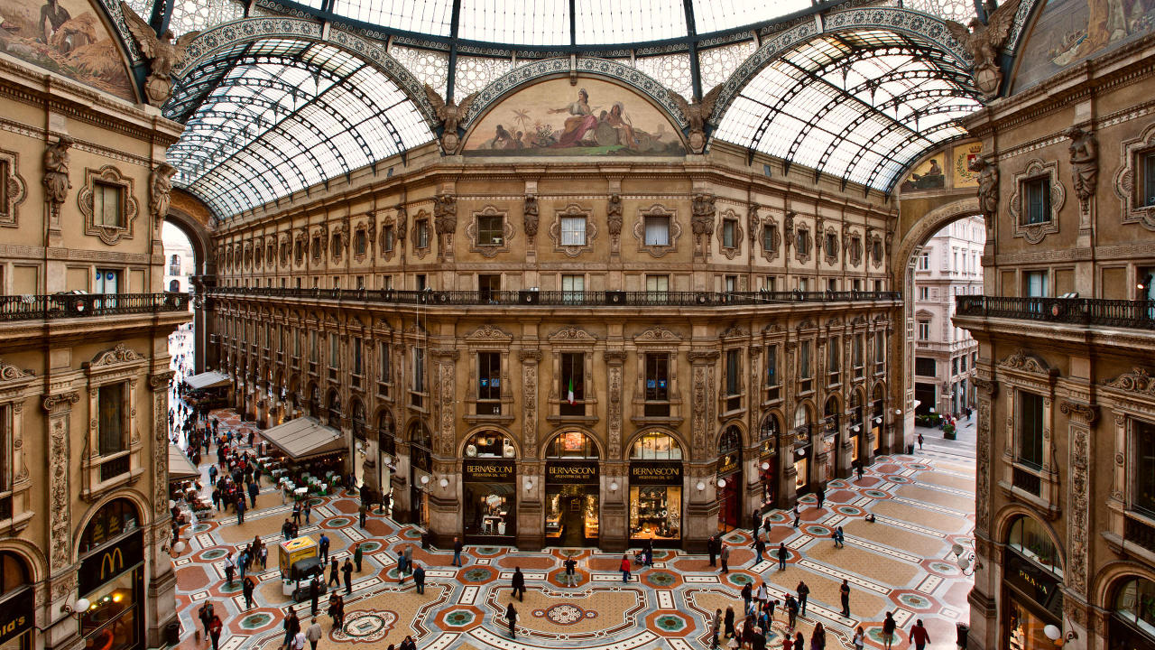 Ve vr mi milano shopping happy low cost for Outlet near milan