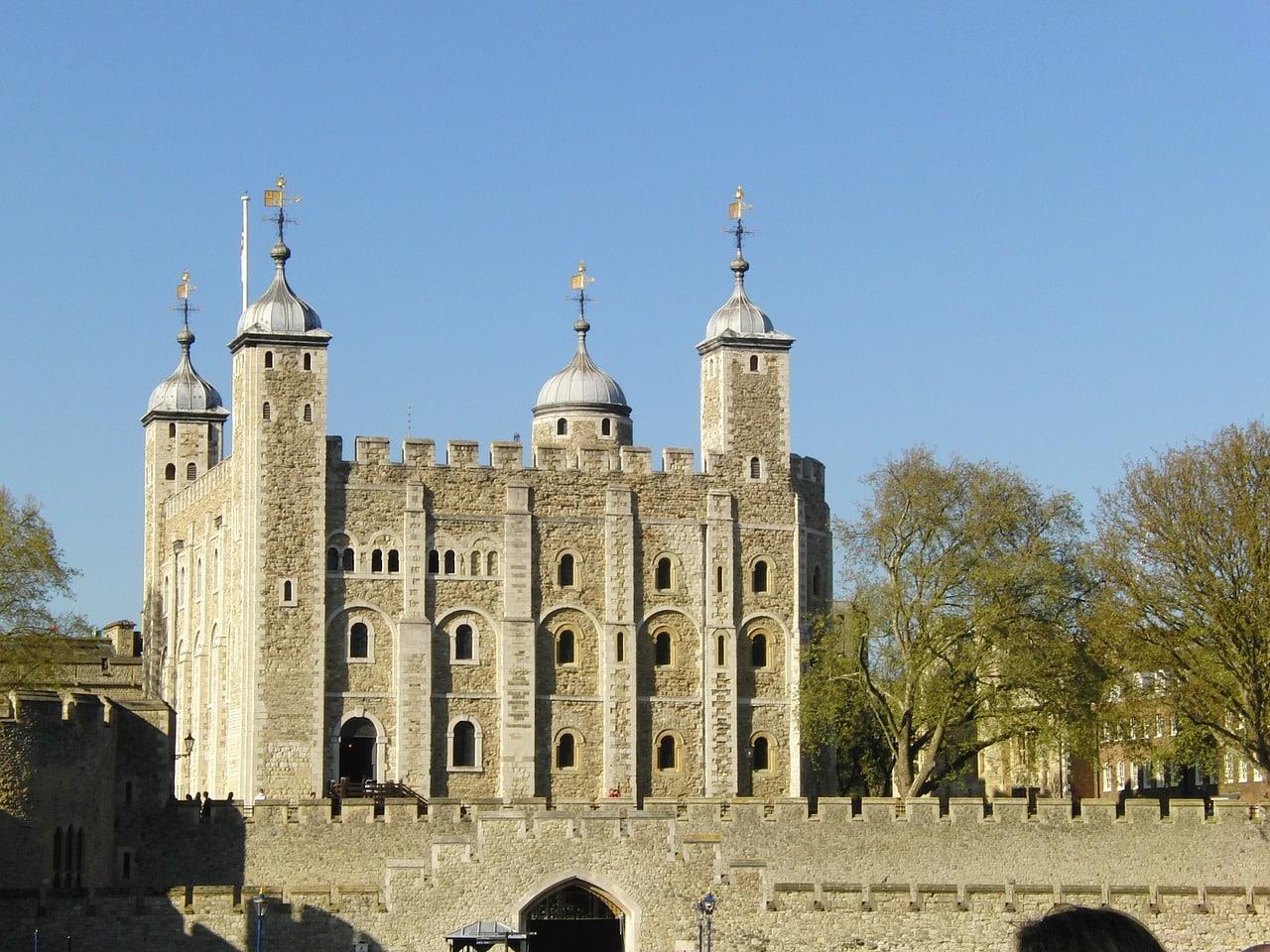 La Torre de Londres- Inglaterra.