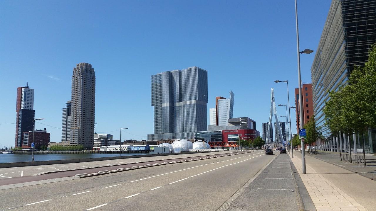 Ciudad de Montevideo, capital de Uruguay.