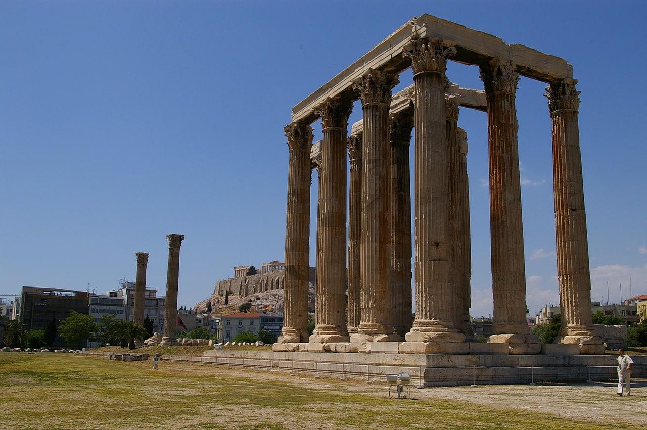 temple-of-zeus-947487_1280