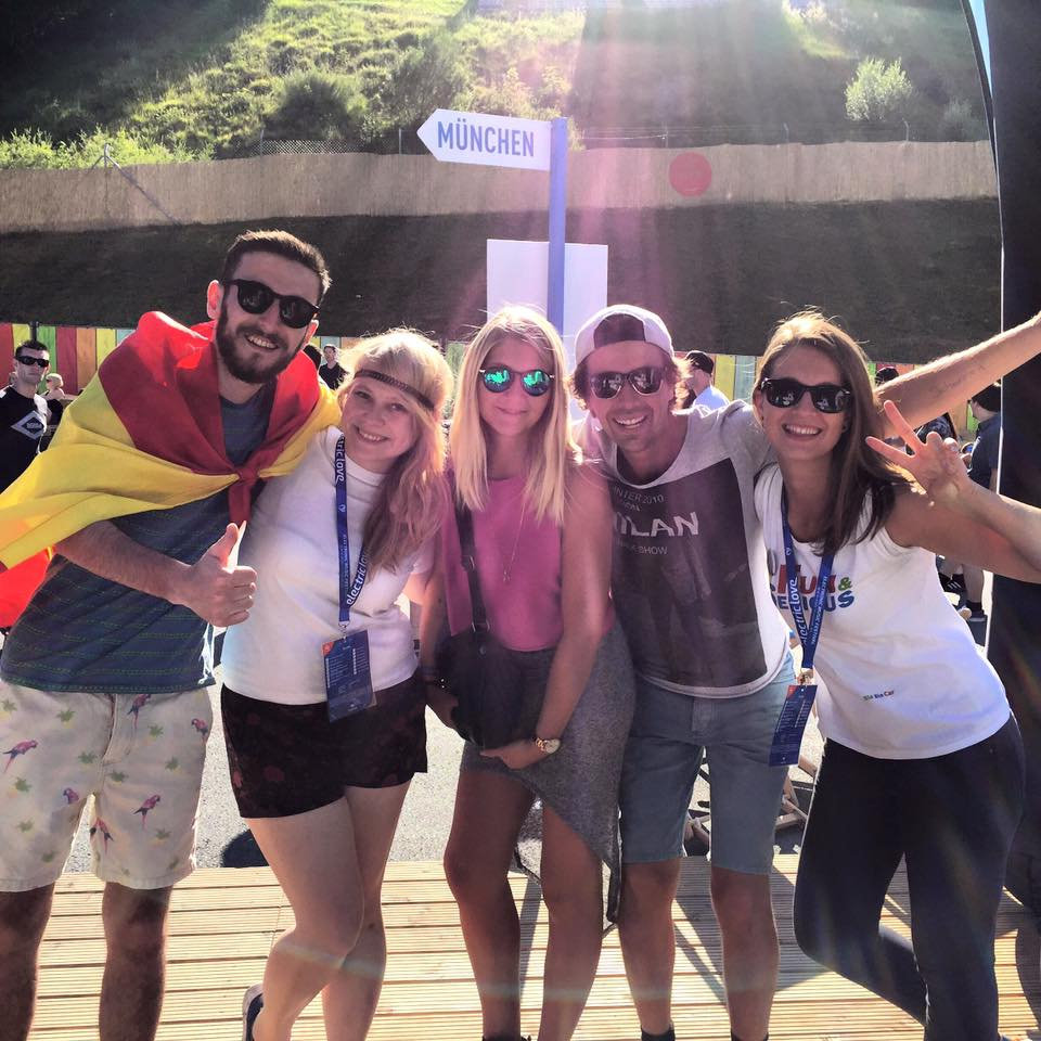 Experiencia en Festival Electric Love Austria