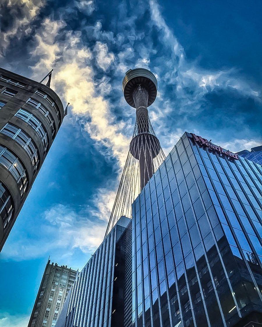 La Sydney Tower Eye