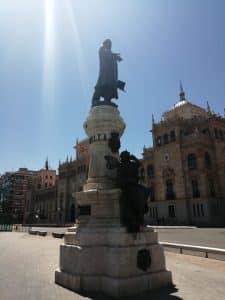 Estatua a José Zorrilla
