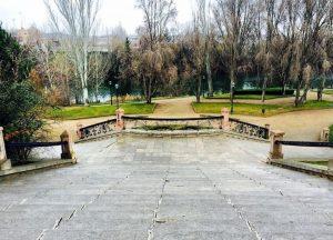 Parque Ribera de Castilla
