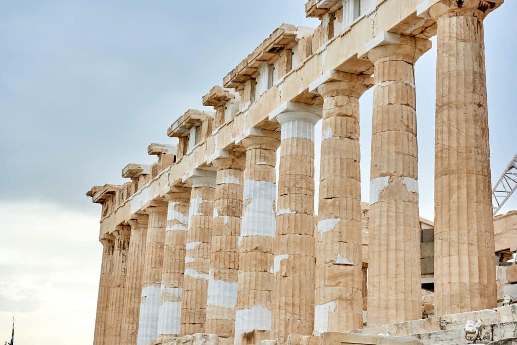 L Acrópolis, la joya de Atenas