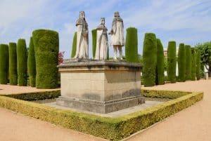 Alcázar de los Reyes Cristianos Colon