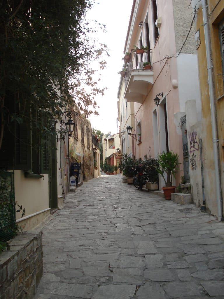 Plaka, un barrio con encanto