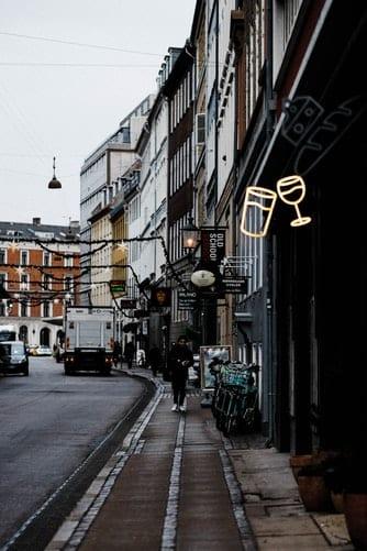 Alojamiento low cost en Copenhague
