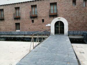 Fachada Casa-Museo Colón