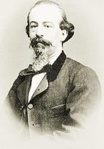 Retrato José Zorrilla