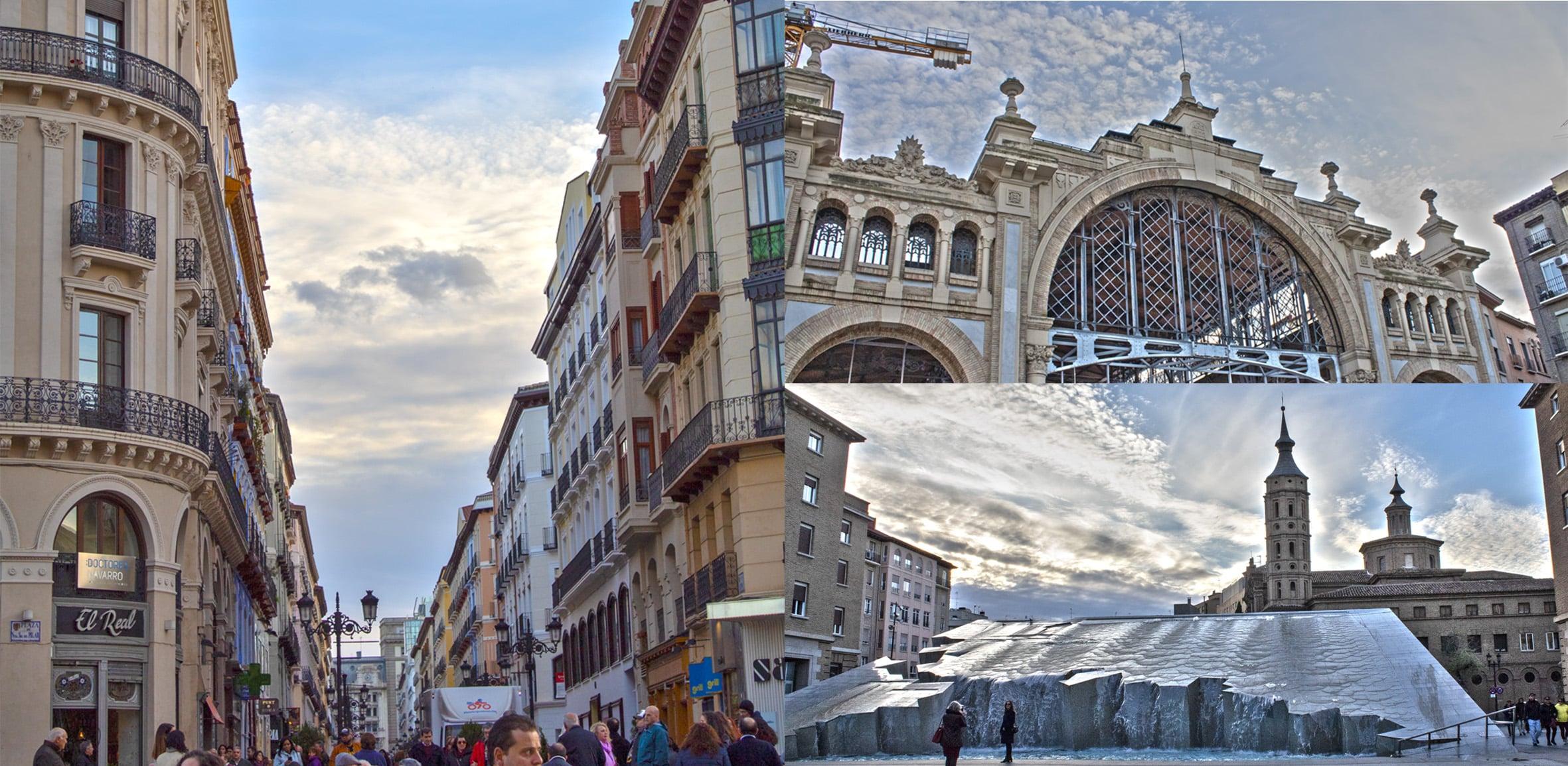 Ver Zaragoza en 3 días
